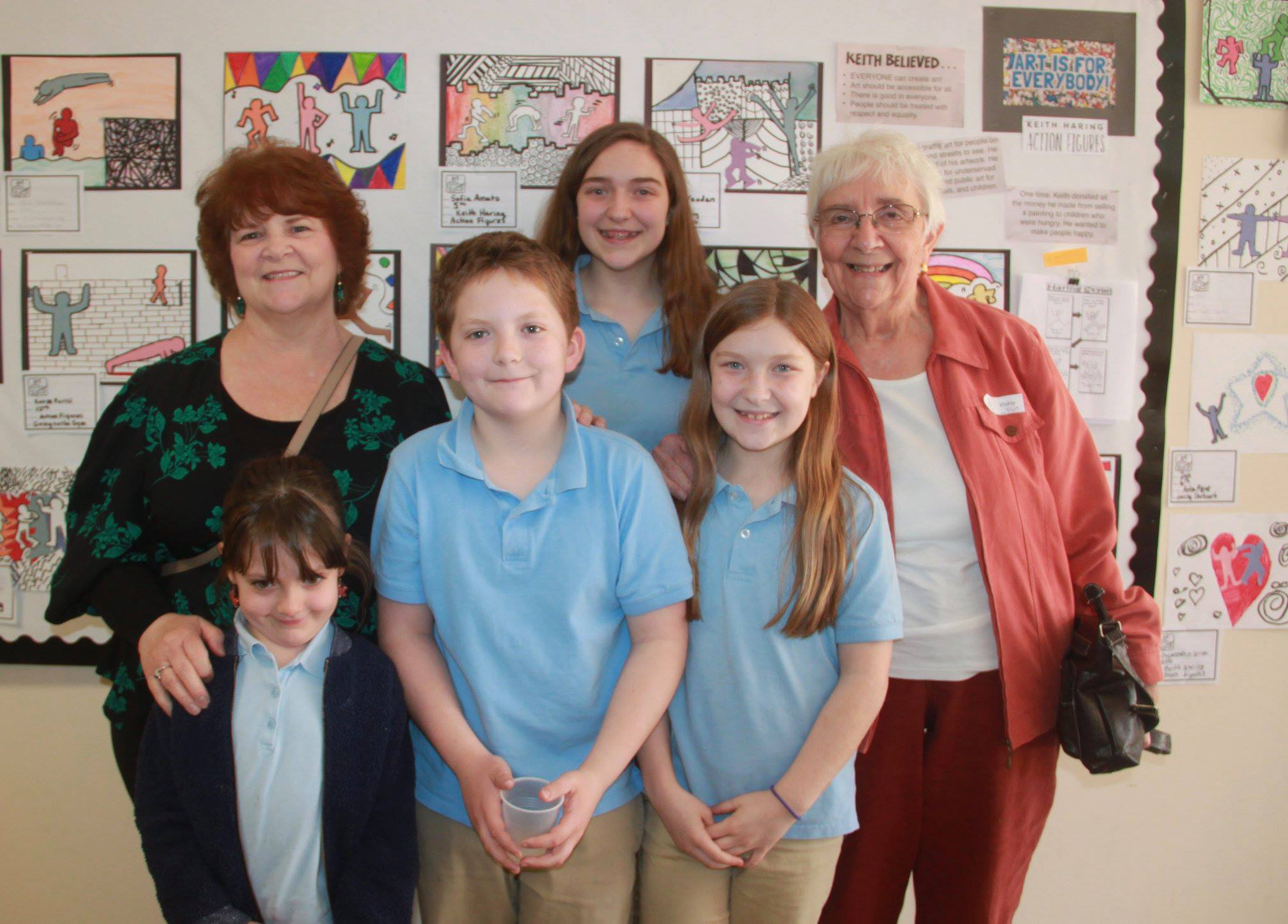 Grandparents' Day/ARTS FAIR April 2019