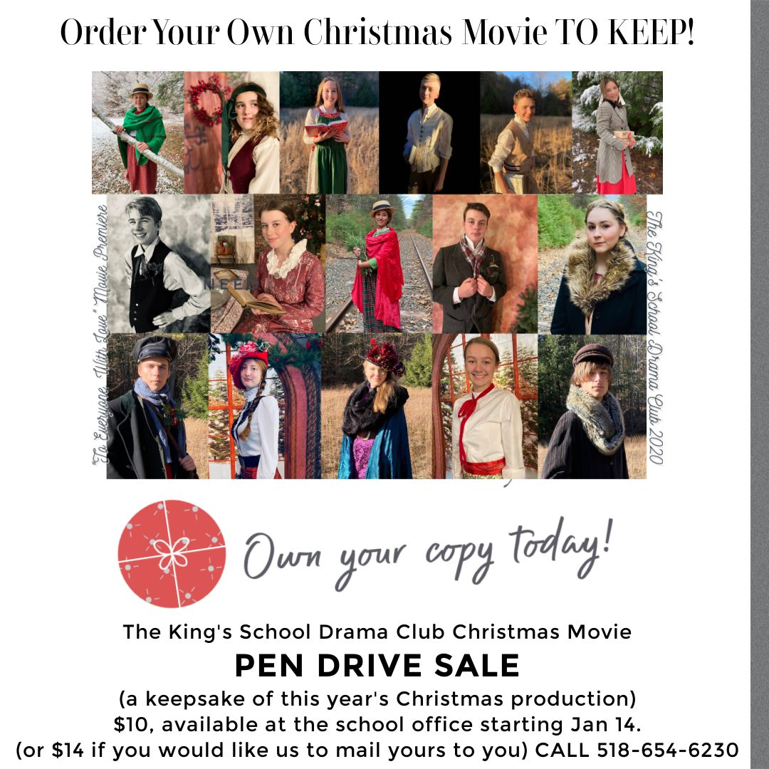 Order Your Own Christmas Movie To Keep!