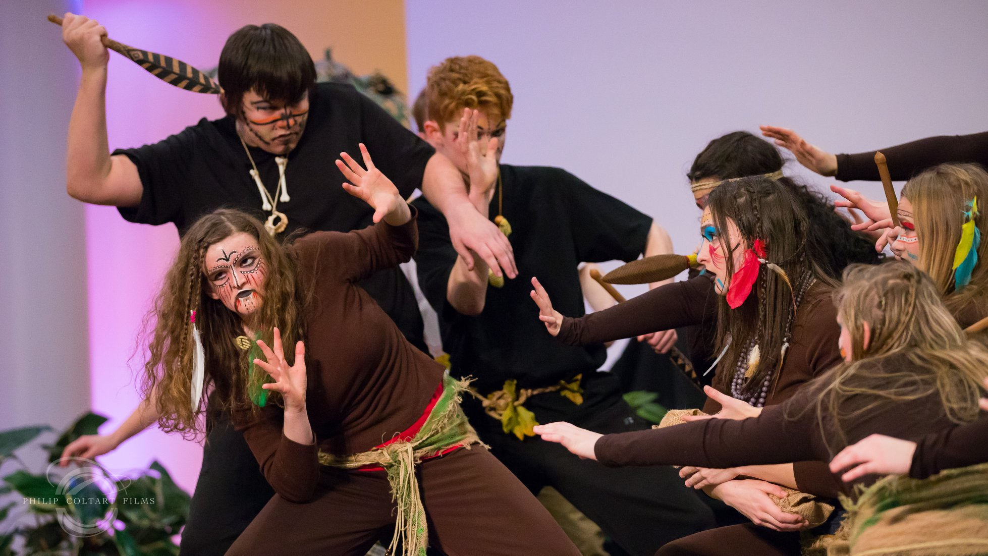King's Drama Club to Italy with Peace Child production